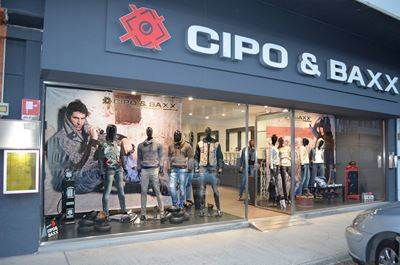 Showroom Cipo and Baxx