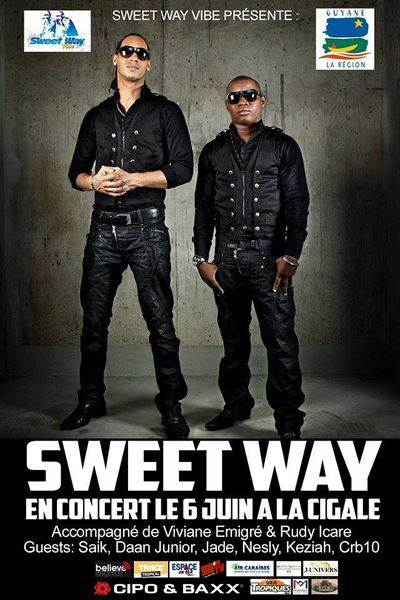 SWEET WAY /CIPO and BAXX